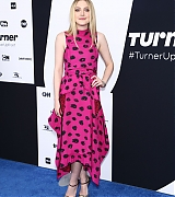 dakota fanning, turner upfronts