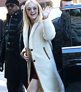 dakota fanning, the alienist, aol build, 2018