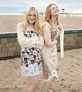dakota fanning, photoshoot
