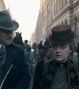 dakota fanning, the alienist, episode 1, screen captures