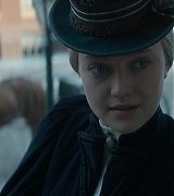 dakota fanning, the alienist, screen captures, episode 2