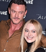 dakota fanning, the alienist, sundance, premiere