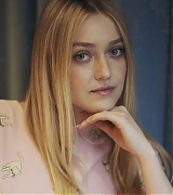 dakota fanning, portraits, w magazine, 2018