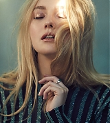 dakota fanning, c magazine, photoshoot, 2018