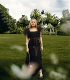 dakota fanning, rodarte, instyle, 2019, photoshoot