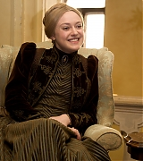 dakota fanning, the alienist